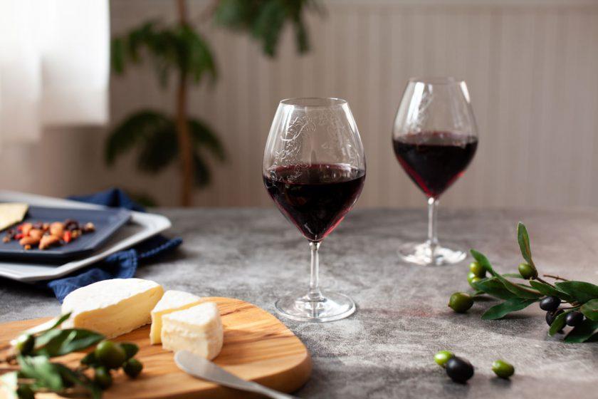 グランディール ワイングラス